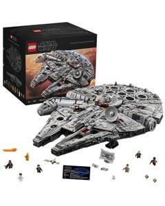 LEGO Star Wars Millennium Falcon Collector Set 75192