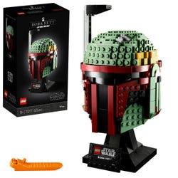 LEGO Star Wars Boba Fett Helmet Collectors  Set 75277