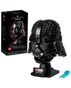LEGO Star Wars Darth Vader Helmet Set for Adults 75304