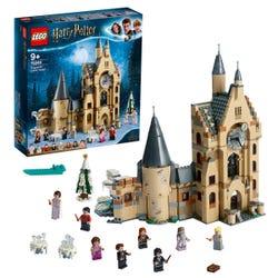 LEGO Harry Potter Hogwarts Clock Tower Toy 75948