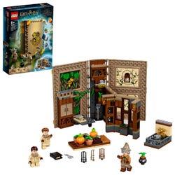 LEGO Harry Potter Hogwarts Herbology Class Set 76384