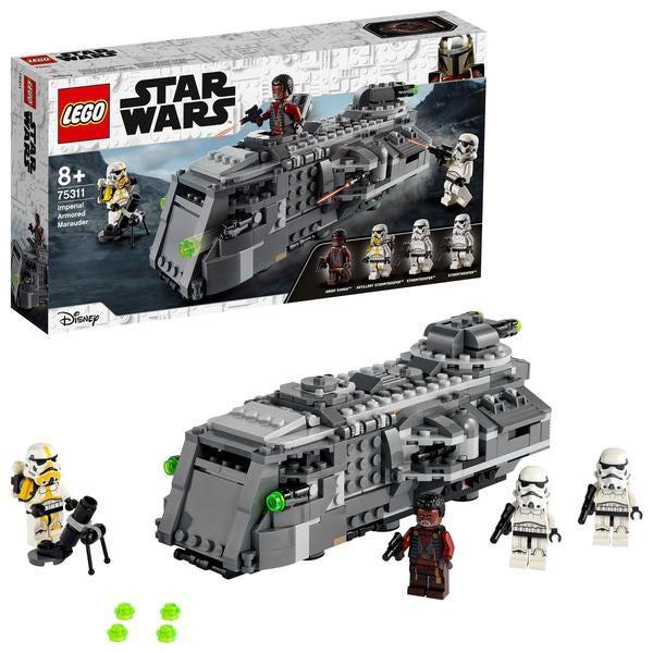 LEGO Star Wars 75311 Imperial Armoured Marauder