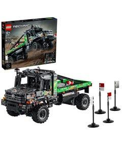 LEGO 42129 4x4 App-Controlled Mercedes-Benz Zetros Trial Truck