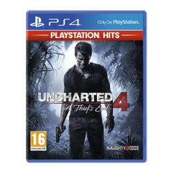 Playstation Hits - Uncharted 4 : A Thiefs End (PS4)