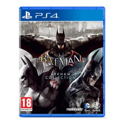 Batman Arkham Coll Standard (PS4)