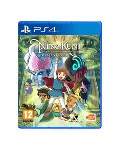 Ni No Kuni White Witch Remastered (PS4)