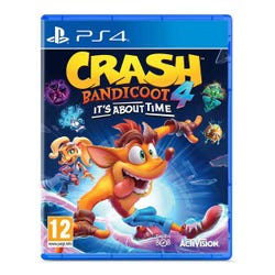 Crash Bandicoot Its About Time (PS4)