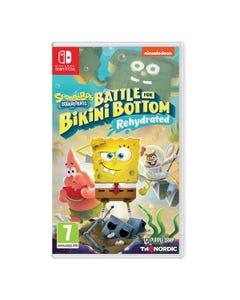 Spongebob Squarepants Bfbb (Switch)