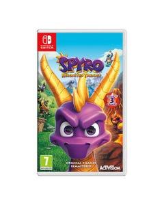 Spyro Trilogy Reignited (Switch)
