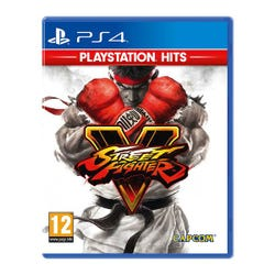 Street Fighter V PS4 Hits