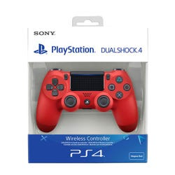 PS4 Dualshock Magma Red (PS4)