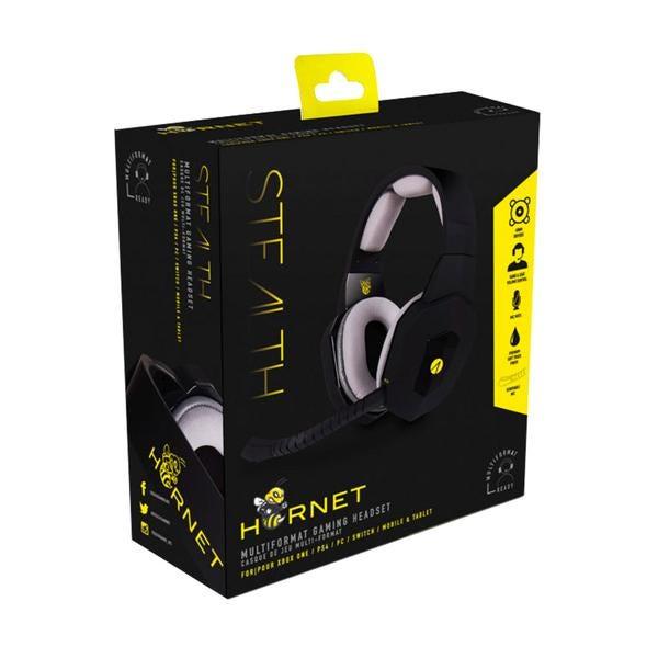 Multiformat Stereo Gaming Headset - Hornet