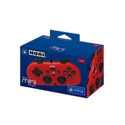 Horipad Mini PS4 Ctrlr Red