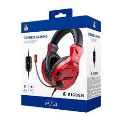 Red Sony Official Headset