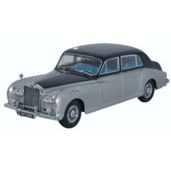 Rolls Royce Phantom V James Young Navy_Silver