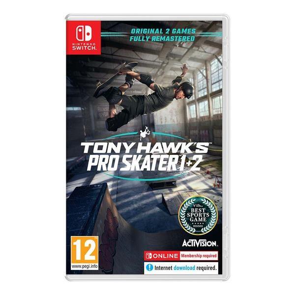 Tony Hawks Pro Skater 1 & 2