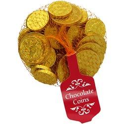 Hamleys Gold Net of Milk Chocolate Coins
