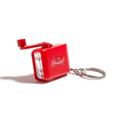 Hamleys Red Torch Keyring
