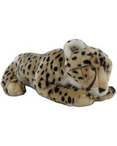 Hamleys Charlie Cheetah Soft Toy