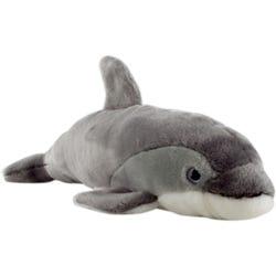 Hamleys Daphne Dolphin Soft Toy