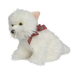 Hamleys Westie Soft Toy