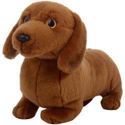 Hamleys Dashund Soft Toy