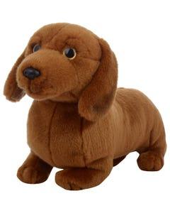 Hamleys Dashund Soft Toy