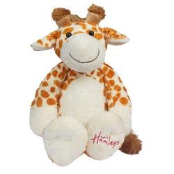Hamleys Quirky Giraffe Soft Toy