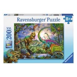 Ravensburger Dinosaurs 200 Piece Jigsaw Puzzle