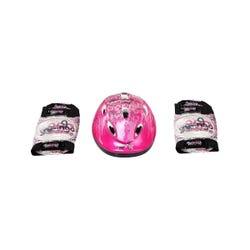 Moov'ngo Small Black & Pink Protection Set