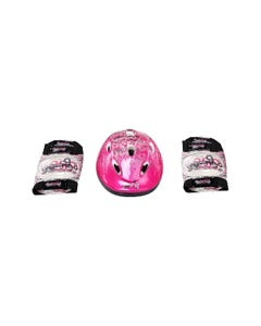 Moov'ngo Small Black & Pink Protection Set