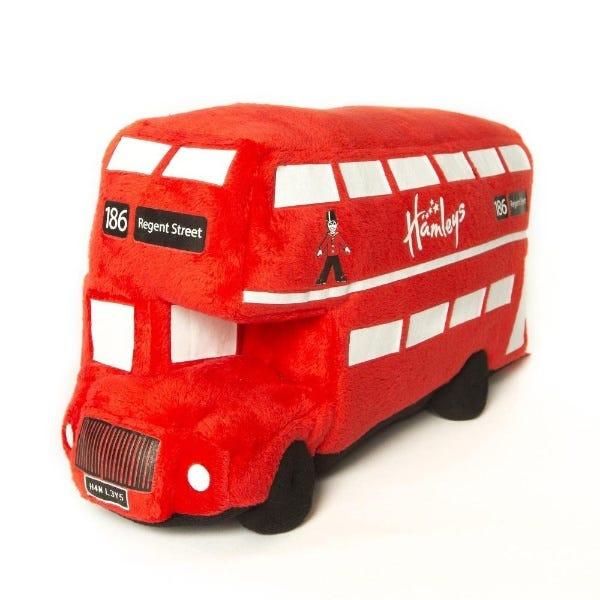 Hamleys Soft London Bus