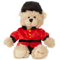 Hamleys 18cm Guardsman Bear