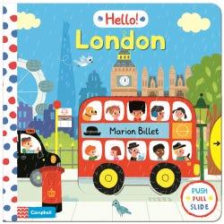 Hello London Book