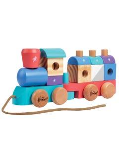 Hamleys First Train & Carriage