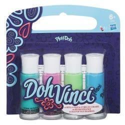 DohVinci Deco Pop - 4 Pack