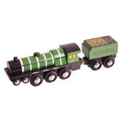 Bigjigs Rail Flying Scotsman Locomotive
