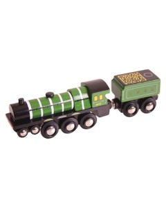 Bigjigs Rail Flying Scotsman Locomotive