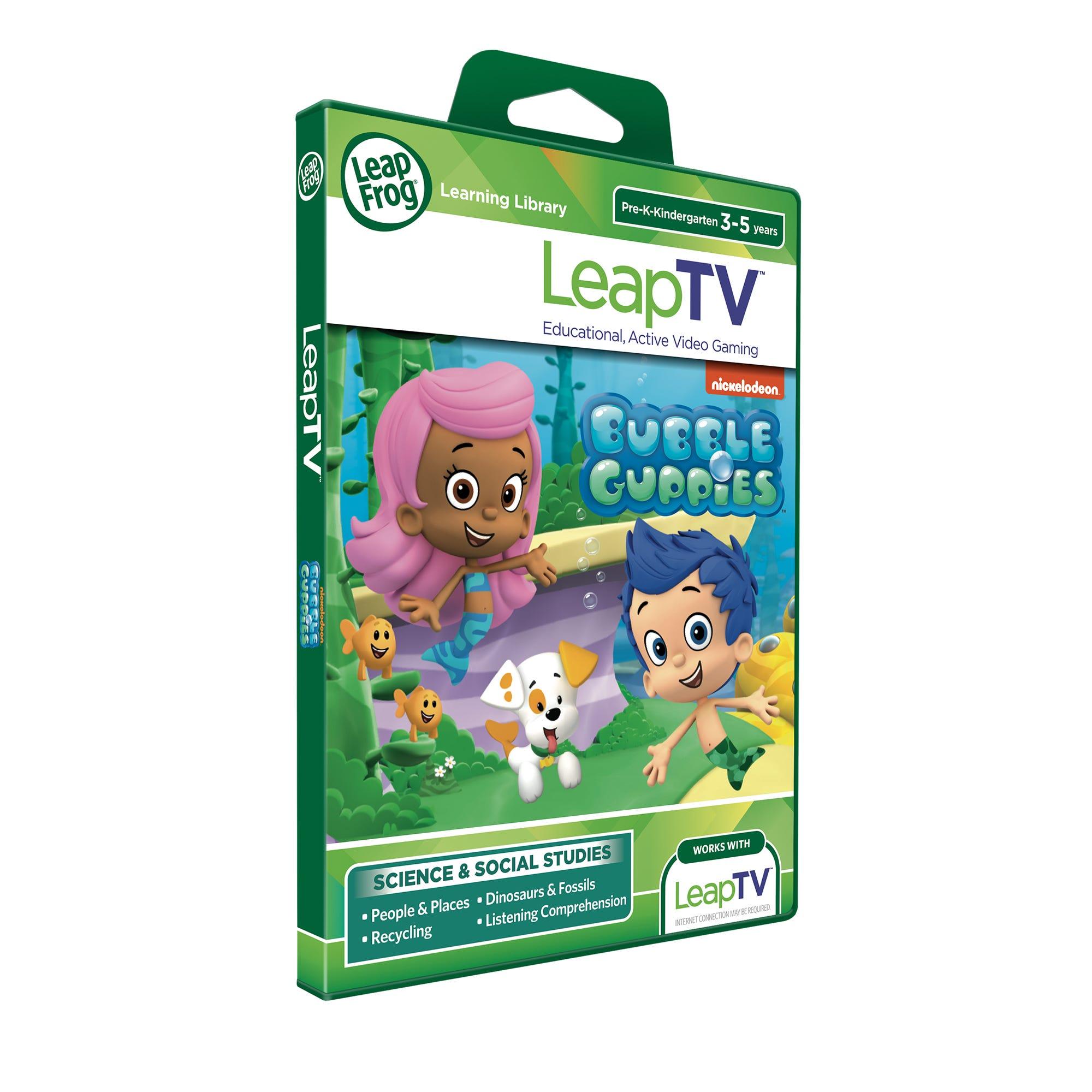 LeapFrog Disney Pixar Pals LeapTV Software