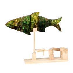 Timberkits Fish Automata Kit