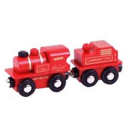 Bigjigs Hamleys Engine Train