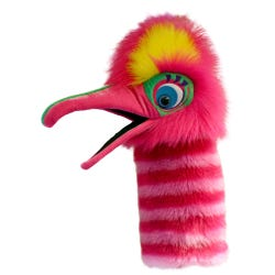 Snappers Fizzle Puppet