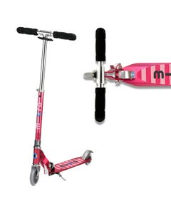 Micro Scooter Spirite Pink