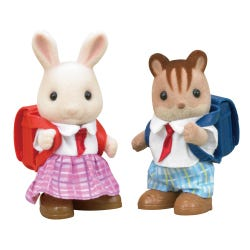 Sylvanian Families School Friends