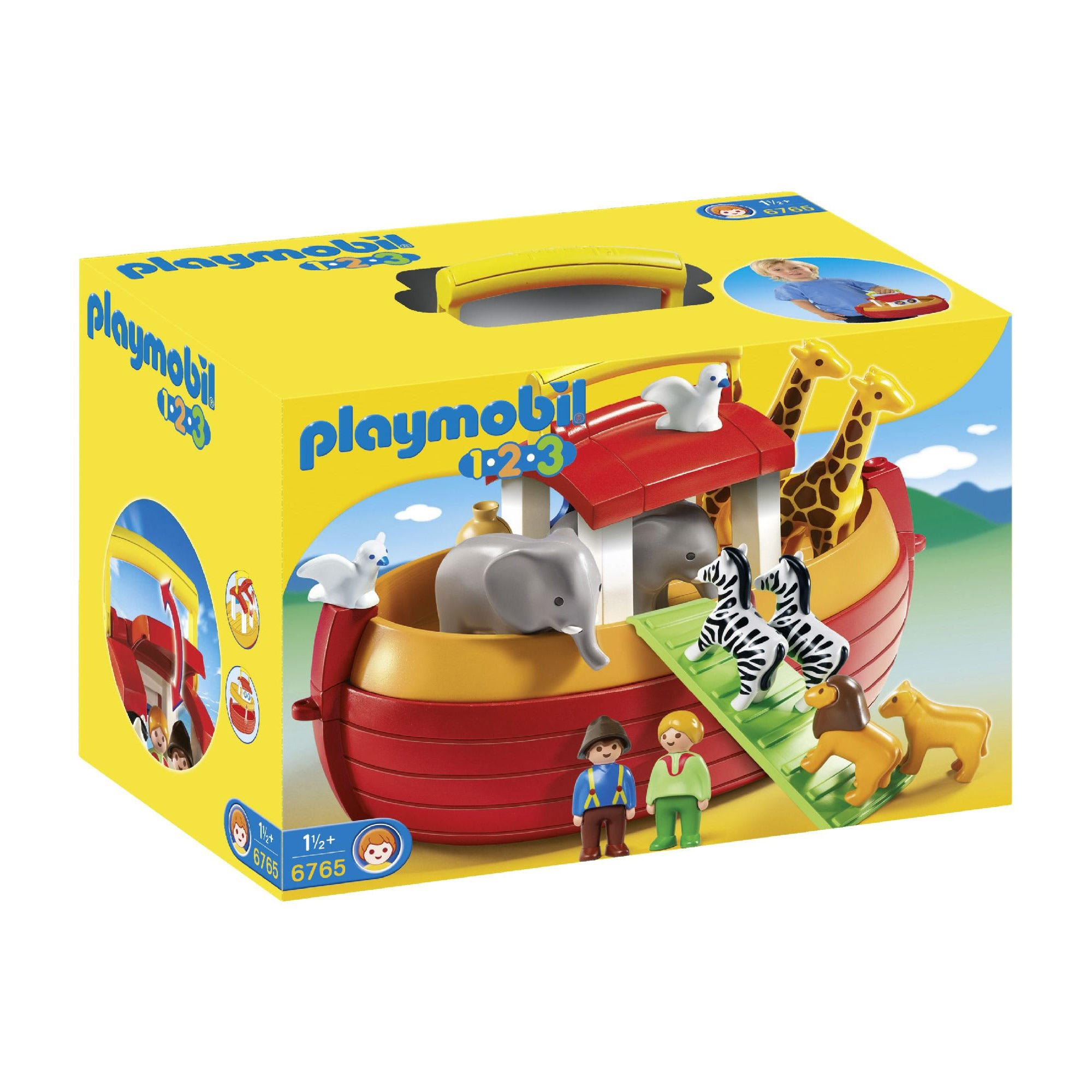 Playmobil 123 Noahs Ark 6765