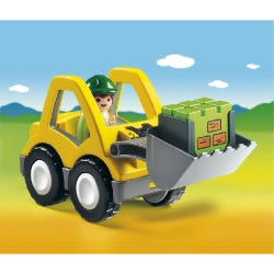 Playmobil 123 Front Loader 6775