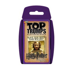 Top Trumps Harry Potter & The Prisoner Of Azkaban