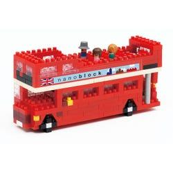 Nanoblock London Tour Bus