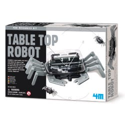 4M Fun Mechanics Table Top Robot