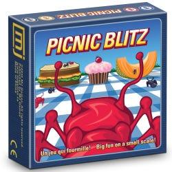 Picnic Blitz Game